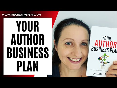 Tips For Your Author Business Plan With Joanna Penn