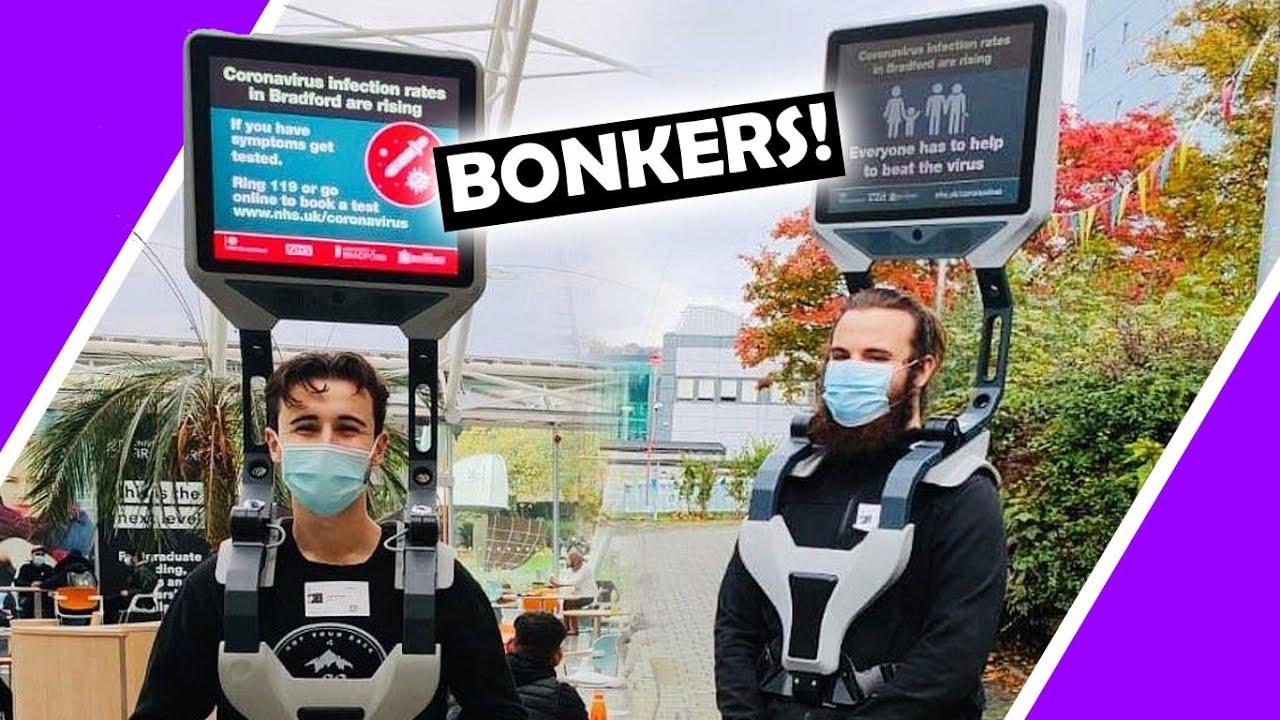 BONKERS! Lockdown News Roundup / Hugo talks #lockdown
