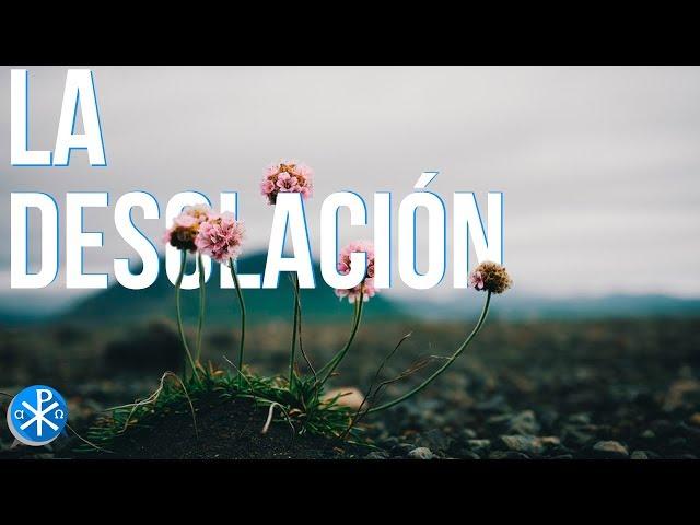 La Desolación   Perseverancia - P. Gustavo Lombardo