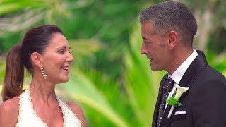 """Julián y María José: """"La primera impresión ha sido espectacular"""" - Casados a Primera Vista"""