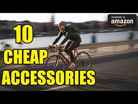 10 Best Bicycle Accessories | Amazing Cycling Products | Amazon Cycling Product