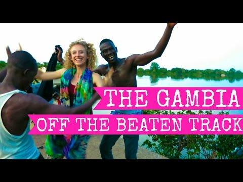 Gambia off the beaten path. Bansang, Janjanbureh and Kunta Kinteh - 2015 FULL HD