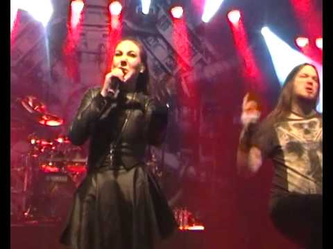 Amaranthe - Digital World, Helsinki