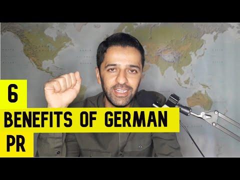 Benefits of German Permanent Residence   Advantages of Niederlassungserlaubnis   German PR Benefits