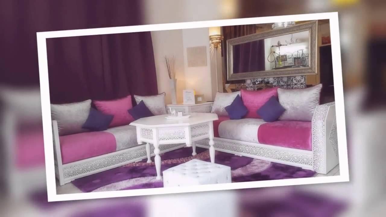 Salon Marocain MARHABA - YouTube