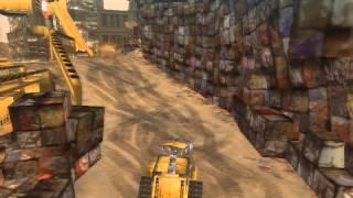 Прохождение игры Wall e часть 1