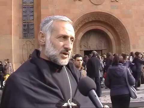 День Святого Саргиса в Армении