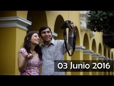 VLOG 7 | Entrevista en el Diario La República a Alfredo y Bárbara! - 03 Jun 2016