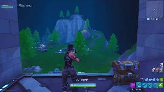 FORTNITE MOVING ZONES UP MOUNTAIN WITH ENVIRONMENT (CODE IN DESCRIPTION)