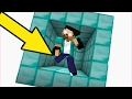 КАК ВЫБРАТЬСЯ ИЗ КУБА , который не прошли 99% соседей с их приветами  | Minecraft c Героном