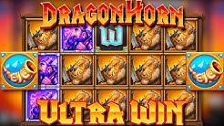 x347 win / Dragon Horn free spins compilation! #4
