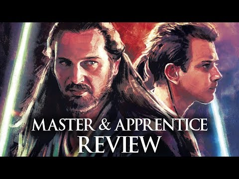 The New Qui-Gon and Obi-Wan Book BEFORE The Phantom Menace - Star Wars: Master & Apprentice Review Mp3