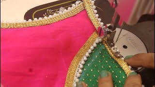 Blouse designs Sleeves cutting and stitching, Beautiful Party wear sleeve designs for blouse