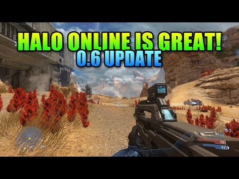 Halo Online PC MOD Is Awesome! |  ElDewrito 0.6