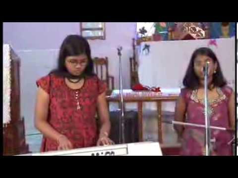 Piranthaar piranthaar yesu - Tamil Christmas song