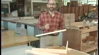 Kineticvideo.com - Woodworking-art-and-craft-9470-rabbet Joints 13826
