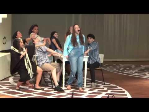 Musical Mamma Mia - Alunos do Leonardo da Vinci - 2015