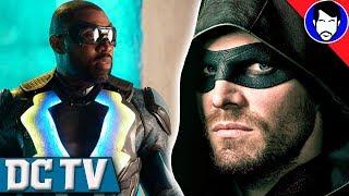 Black Lightning Season 1 or Arrow Season 6 - Best DC TV Show This Year?