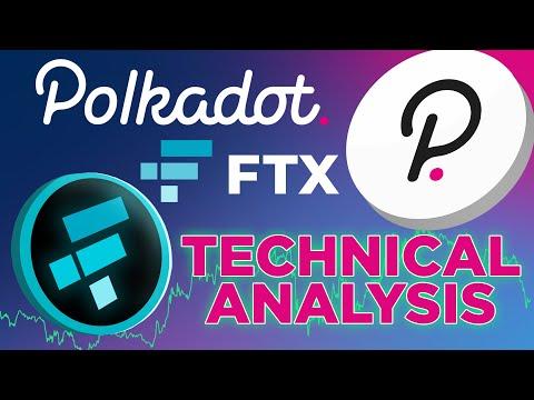 Polkadot & FTX Token Technical Analysis   DOT, FTT