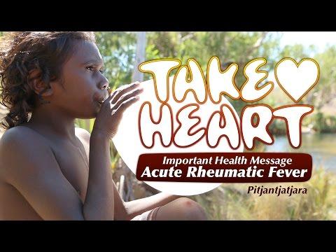 Take Heart - Important Health Message - Pitjantjatjara