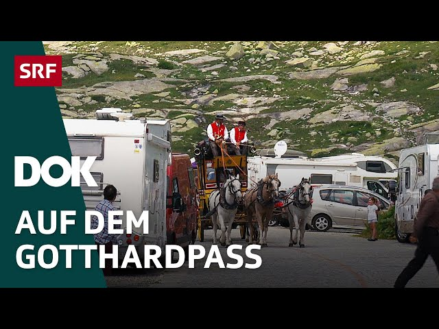 Leben am Gotthard – Ein Jahr an der Passstrasse   Doku   SRF Dok