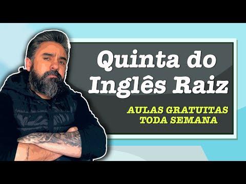 CURSO DE INGLÊS ONLINE GRÁTIS - AULA 3 from YouTube · Duration:  8 minutes 57 seconds