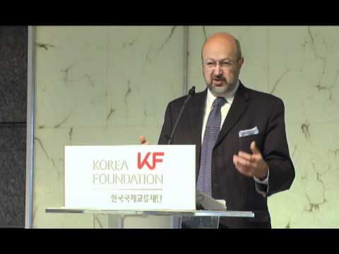 Lamberto Zannier: The Organization for Security and Co-operation in Europe.