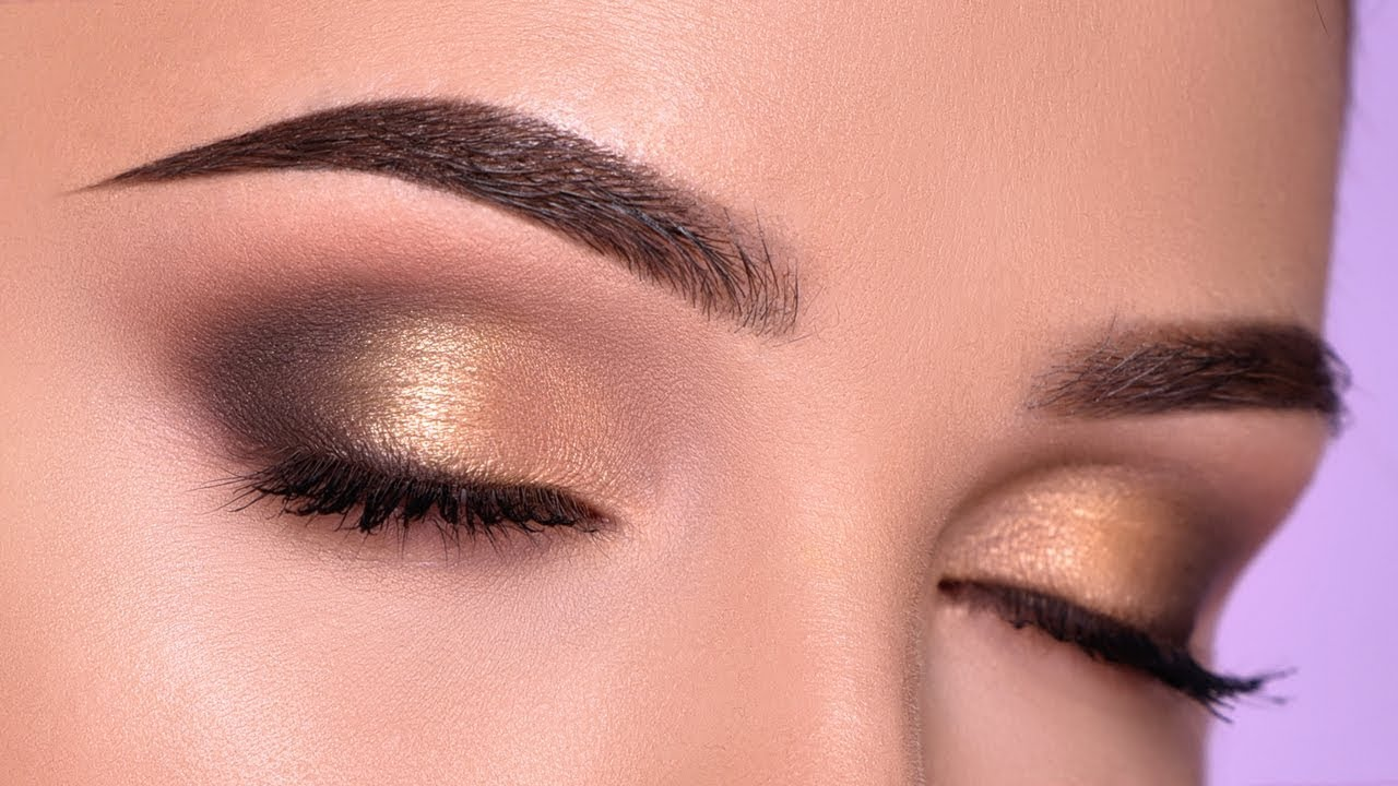 How to do casual eye makeup
