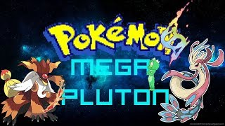Pokémon Mega Plutón | Hack rom | Review | ¡Megas, Fakémos y mas!