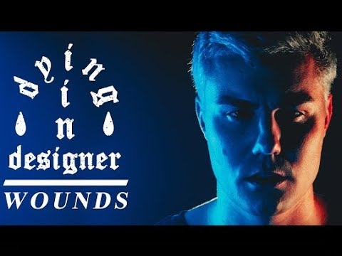 """dying in designer - """"Wounds"""" (Video)"""
