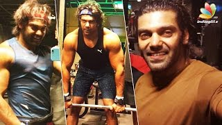 Arya's power packed work out video