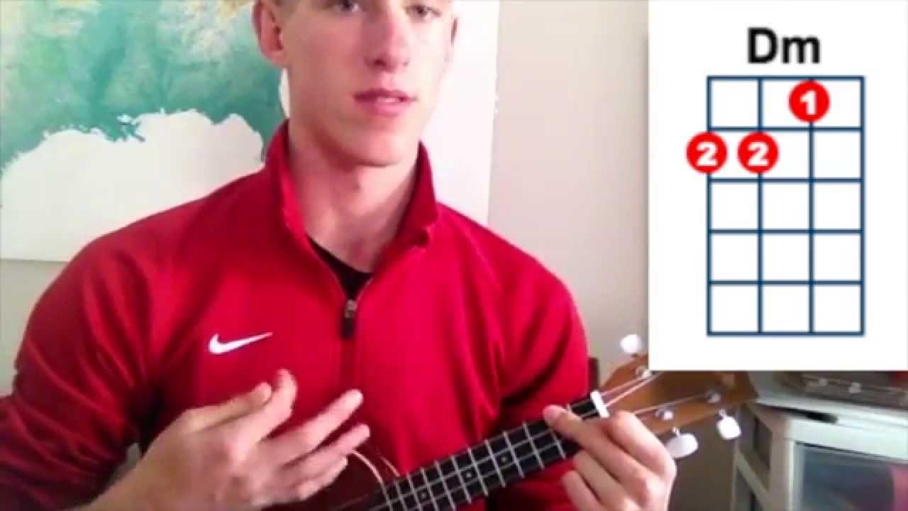 Slow Dancing In A Burning Room Ukulele Tutorial Youtube
