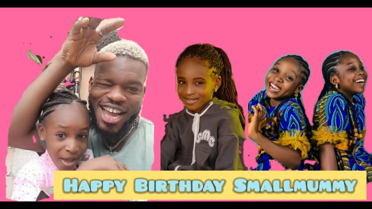 Broda Shaggi, Glorious twins, Hejiwunmi Akewi and other celebrities celebrates Small mummy