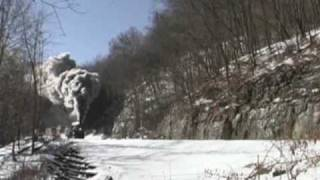 Western Maryland 734 - Snow Train