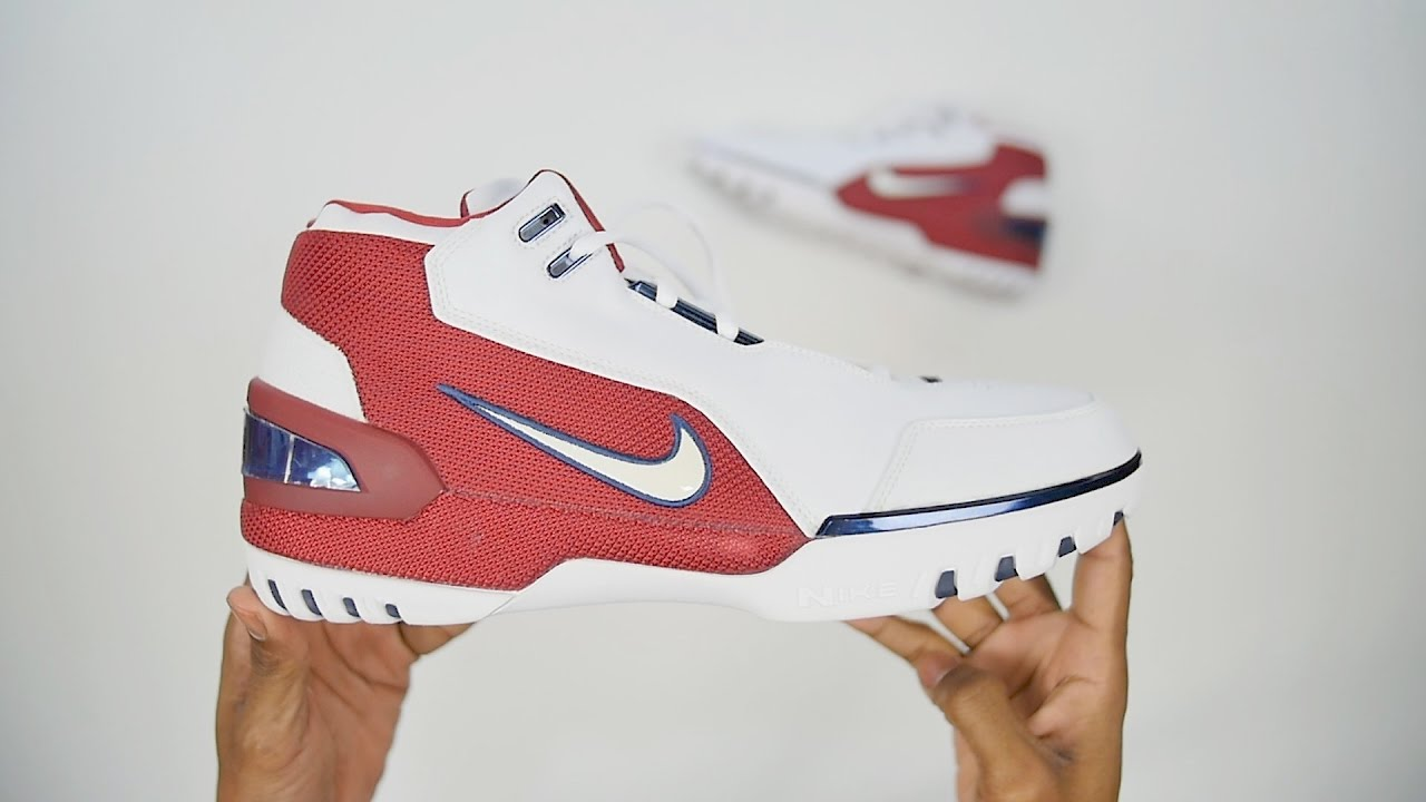 6f322222f1a Nike Air Zoom Generation Retro  Everything You Need To Know - YouTube