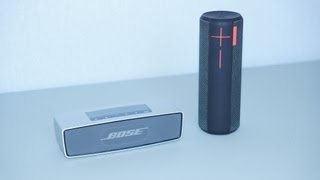 Video Bose SoundLink Mini vs UE Boom download MP3, 3GP, MP4, WEBM, AVI, FLV Mei 2018