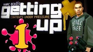 Marc Ecko's Getting Up: Contents Under Pressure. Прохождение. #1.(Магазин игр Steambuy: http://bit.ly/1DmvvZW Ссылка на плейлист: http://bit.ly/1G4Op6T Прохождение игры Marc Ecko's Getting Up: Contents Under Pressure ..., 2014-11-15T14:38:37.000Z)