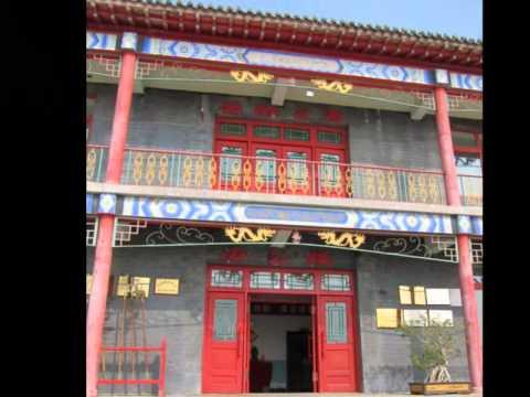 Entryways, Siping City, China