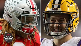 Ohio State vs. LSU: Who deserves the No. 1 spot? | College Football Playoff Top 25 Rankings