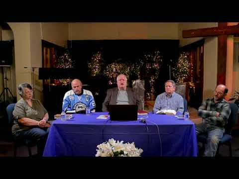 Holy Ghost Forum 36  pt 1
