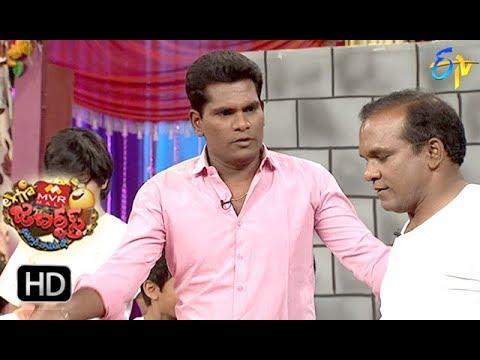 Chammak Chandra Performance | Extra Jabardasth | 27th April 2018 | ETV Telugu