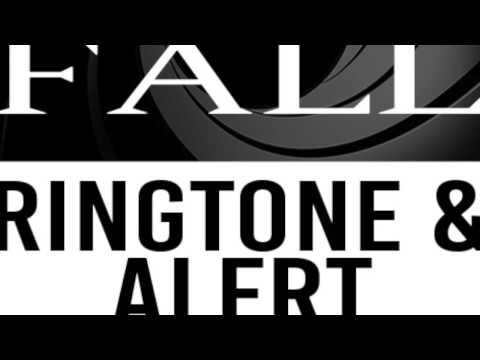 Adele - Let The Skyfall Ringtone and Alert
