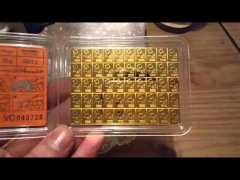 50 gram VALCAMBI SUISSE BAR