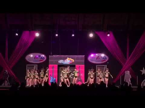 Garett Matley - Tyrone High School Competitive Cheer