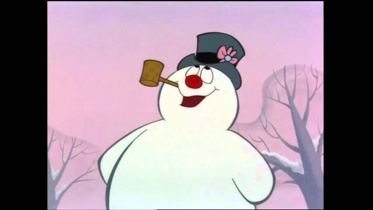 Frosty the Snowman  Holiday 2011  YouTube