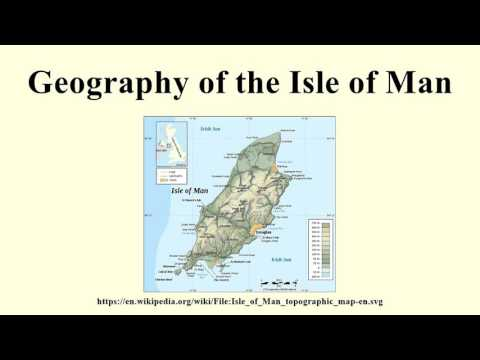Geography of the Isle of Man