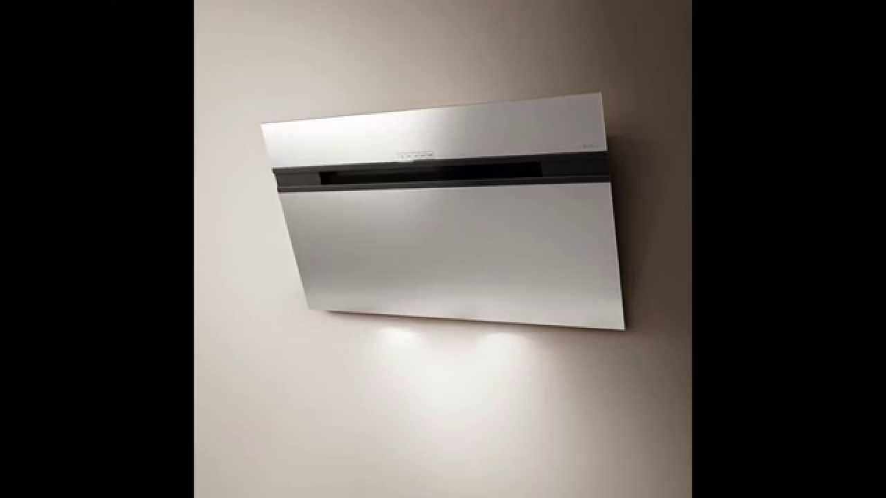 Elica india vertical kitchenhood stripe youtube