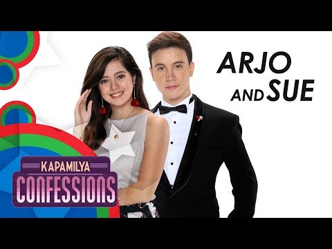 Kapamilya Confessions with Sue and Arjo | YouTube Mobile Livestream