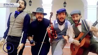 Evocando Teatralidades presenta: El Pie Feliz, de El Cuarteto del Amor