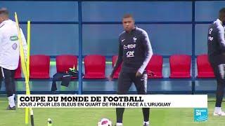MONDIAL-2018 - France vs Uruguay : Quelle composition pour les Bleus ?